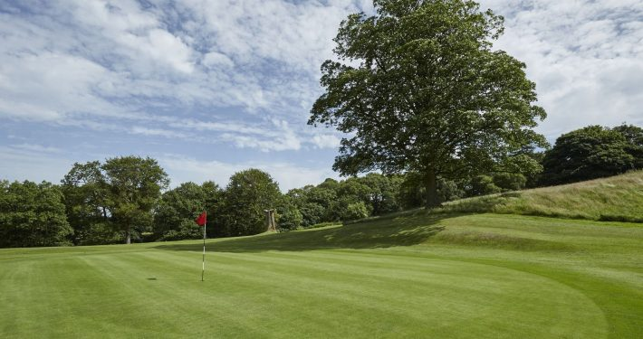 Director of golf, Shirley Hall Golf Club - Image