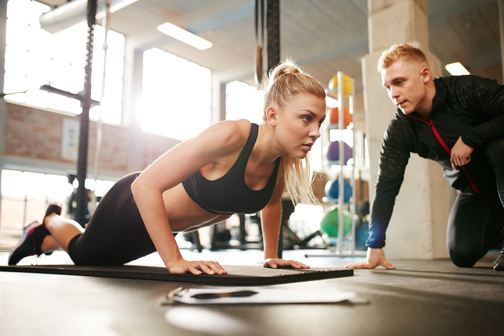 5 ways to become a personal trainer