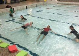 Swimming Teacher Training