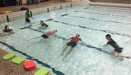 Swimming Teacher Training