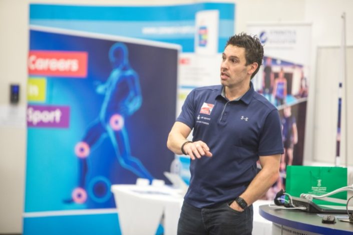 careers in sport live danny holdcroft