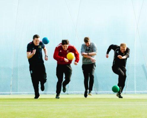 career journey in fitness