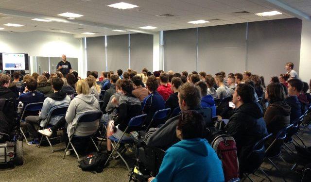 Higher Education Sport Lecturer - Image