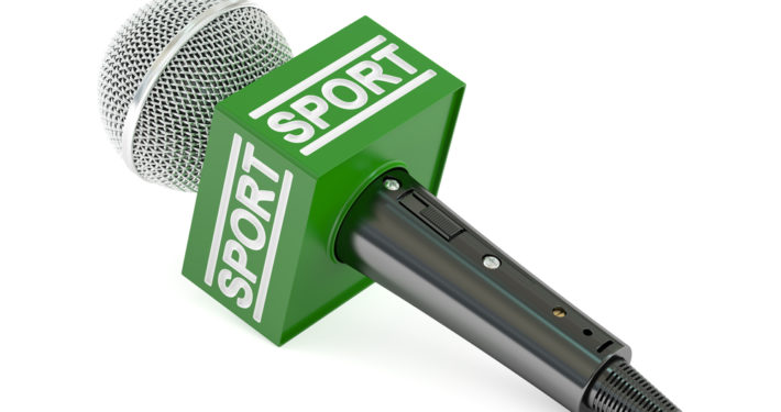 Sports Broadcaster - Image