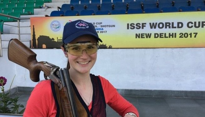 Olympic Trap Shooting  - Image
