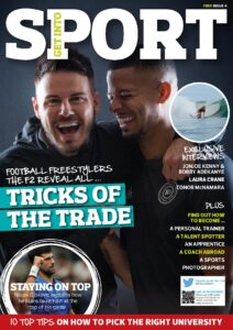 get into sport magazine