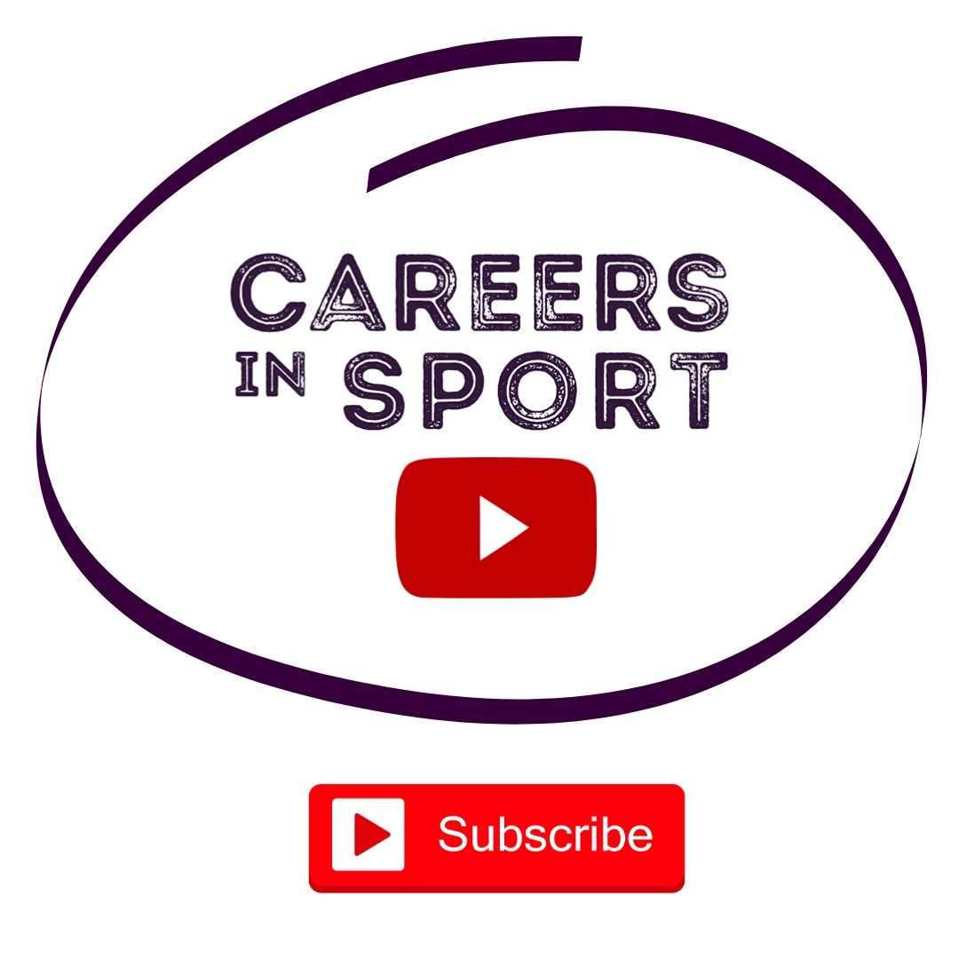 careers in sport youtube