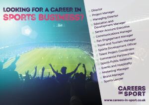 careers in sports business