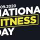 Image - UK National Fitness Day 2020