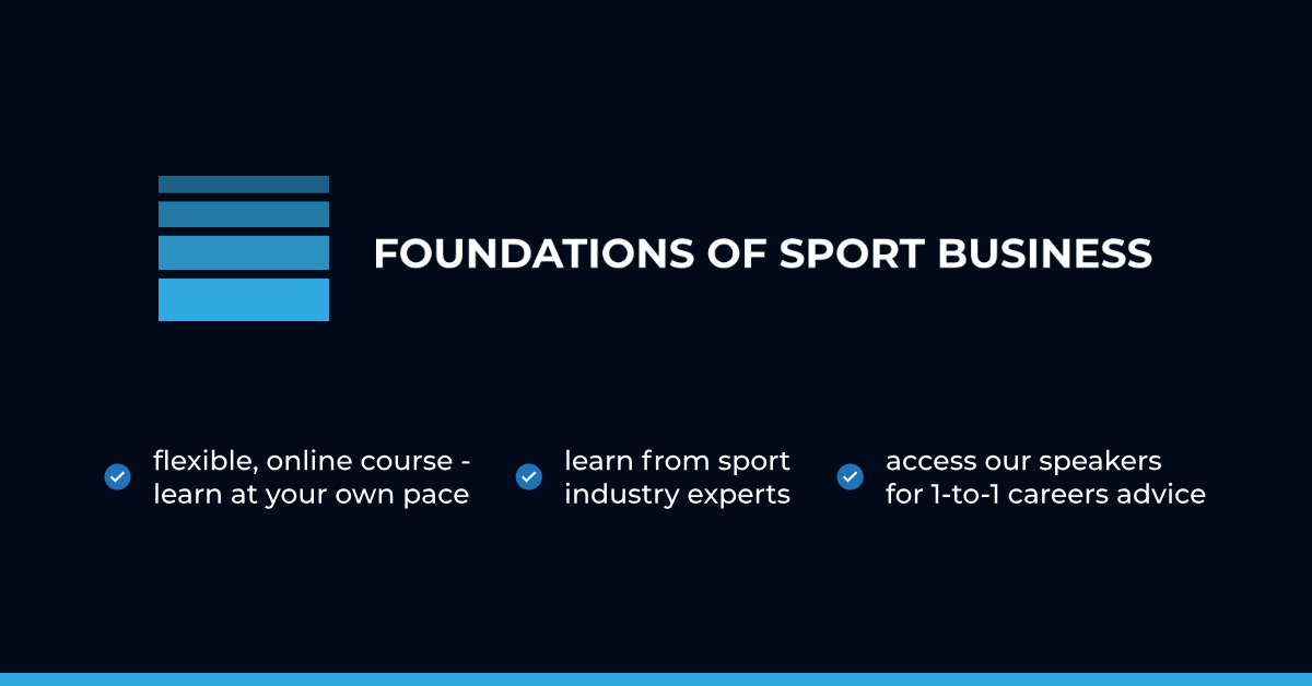 Foundation of Sport Business