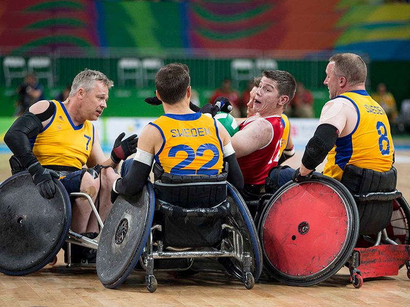 Image - Jamie McPhillimey Sports Photographer - ParaOlympics