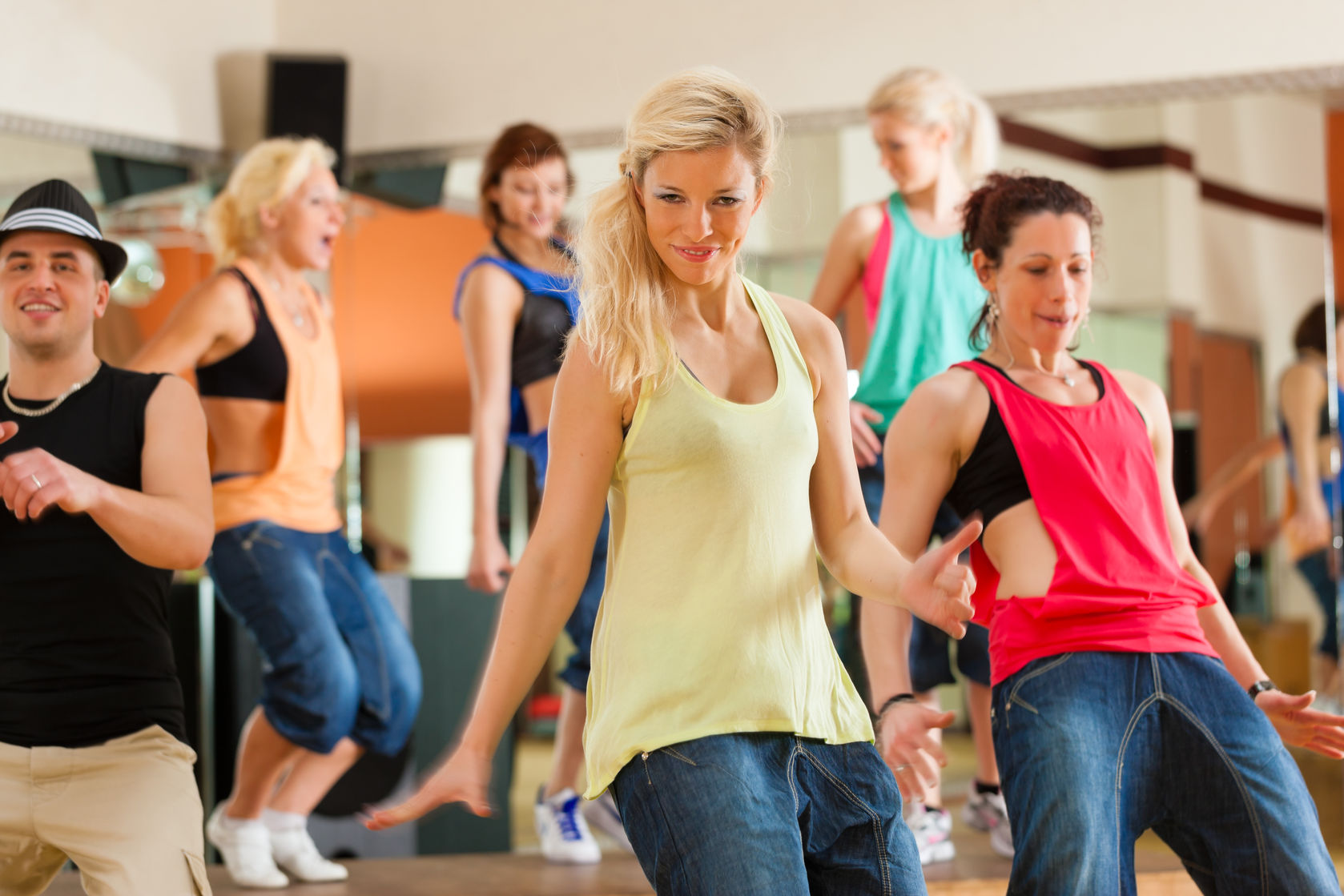 Become a dance instructor