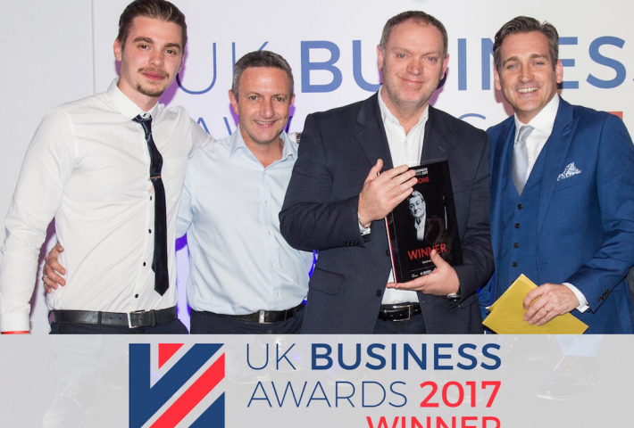 Image - GLL UK Business Awards