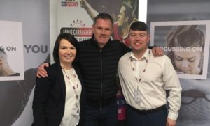 SCL and Jamie Carragher Academy
